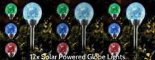 Lampade solari e fiaccole da esterno LED moderni vetro