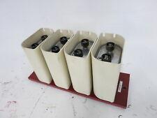 Ge 246b9953bm G01 Lot Of 4 A97f8731 Capacitor Bank Module 12uf 2000vac 3000vdc