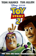 """Toy Story 2 ( 11"""" x 17"""" ) Movie  Collector's Poster Print (T1) - ( - B2G1F"""
