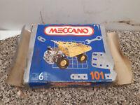 MECCANO model 101 Dumper Truck