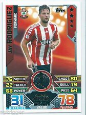2015 / 2016 EPL Match Attax Star Player (234) Graziano PELLE Southampton