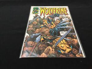 Wolverine #150 Skroce DF Chrome Variant VF/NM Signed 140/1000