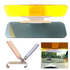 Car Sun Visor Day Night Anti Glare Driving HD Vision Glasses Goggles Extender