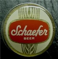 SCHAEFER BEER COIN QUARTER GOLF BALL MARKER