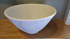 Hand Crafted Original Yeevia Ceramic Bowl -Rare Studio Art w/ Carved Note -Nudes
