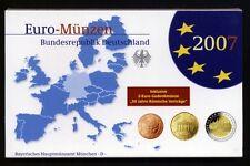 Bundesrepublik Münzen KMS 2007 G Polierte Platte