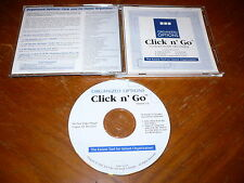 Organized Options Click and Go Home Organizer 1.0 PC CD-ROM 2002 Windows XP/NT2K