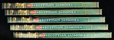 40 Sticks 5 Packs EGYPTIAN JASMINE Floral Egypt Scented Incense Insence Bulk HEM