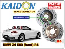 """BMW Z4 E89 disc rotor KAIDON (front) type """"RS"""" spec"""