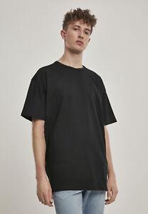 Urban Classics Organic Basic Tee Herren T-Shirt Schwarz