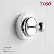 ZOSO  HIGH POWERED SUCTION CUP COAT HOOK - VC51NC0103
