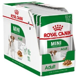 Royal Canin Adult Mini Wet Food Wet With Meat For Dogs Dog Breeds Small