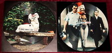 INXS HEAVEN SENT / BABY DON'T CRY..VINYL PICTURE DISC DOUBLE PACK EX 1992