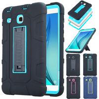 For Samsung Galaxy Tab A 7 Inch SM-T280 Rugged Hybrid Armor Silicone Case Cover