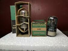 2x 1LN5 Radio Vacuum Tubes - New Old Stock