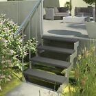 DOLLE Außentreppe Gardentop Gartentreppe Balkontreppe 2 - 14 Stufen