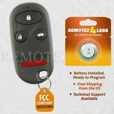 Replacement for 1998 99 00 01 02 Honda Accord Keyless Entry Remote Car Key Fob