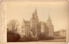 Kopenhagen og Omegn ,Rosenborg Cabinet  ALBUMEN 1880 Photographer E.V.Harboe