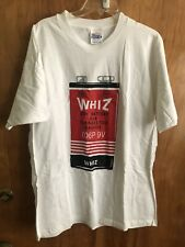 New listing Vintage Whiz Battery T Shirt Single Stitch Made In Usa Size L Unworn