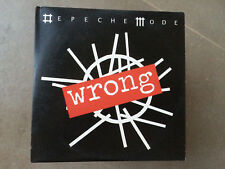Depeche Mode - Wrong (radio version)- Cd singolo mini Lp