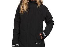 686 Glacier Chrystal Snowboard Jacket (M) Black