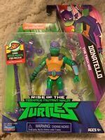 Rise of The Teenage Mutant Ninja Turtles Donatello The Tech Wiz Action Figure