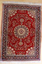 Perser Orientteppich IRAN GHOM Seide Handgeknüpft 149x102 cm 1.Mio Knoten Silk