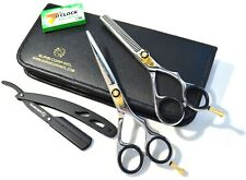 Professional Barber Hairdressing Scissor Thinning Haircutting Salon Shears Sharp