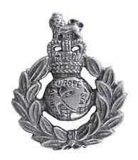 Royal Marines Beret Badge Hand Made English Pewter Pin Badge