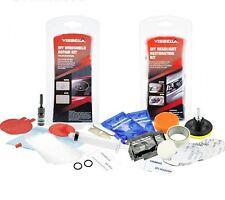 Glass Restore Repair Kit Windshield Windscreen Crack Chip Car Tool Auto New Diy