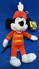 "Disney Mickey Mouse 90 Years of Magic True Original Mousketeer 8"" plush NWT"