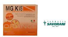 MG.K VIS Magnesio e Potassio ORANGE - 15 Bustine- Offerte Farmacia Savorani