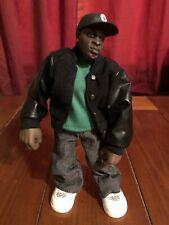 NEW Public Enemy Rap Stars Chuck D. Action Figure by Mezco Figure Only