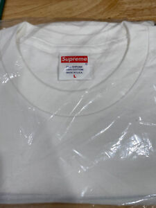 Supreme Anna Nicole Smith Tee Shirt White Large