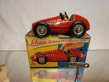 SCHUCO 1070 GRAND PRIX RACER #7 - F1 RED L16.0cm - GOOD CONDITION IN BOX