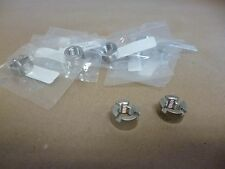 7/16-20 STAINLESS STEEL F-15 AIRCRAFT ROUND NUTS 3831445-1 , 5310-01-209-7252