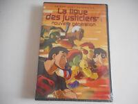 DVD NEUF - LA LIGUE DES JUSTICIERS / NOUVELLE GENERATION SAISON 1 / VOL 1
