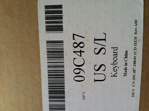 NEW IN BOX DELL 09C487 9C487 BLACK PS/2 KEYBOARD CN-09C487