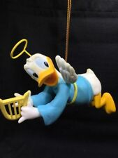 DONALD THE DUCK DISNEY GROLIER CHRISTMAS COLLECTIBLE RARE XMAS ORNAMENT