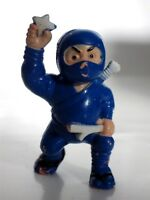Figurine collectible Figure ninja  4,5 cm  vintage toys