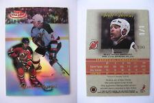 1998-99 Topps Gold Label #100 Scott Stevens 1/1 class 2 red 1 of 1 NJ devils