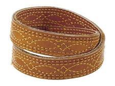 Frye Campus Stitch Cuff Bracelet Sunrise Dakota $48 NWT