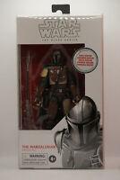 Star Wars The Black Series First Edition The Mandalorian #94 MISB +  Schutzhülle