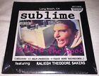 Sublime Robbin the Hood 2xLp Splatter vinyl Sealed