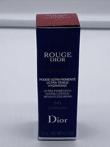 Christian Dior Ultra Rouge Lipstick Shade 545 Ultra Mad 3.2g