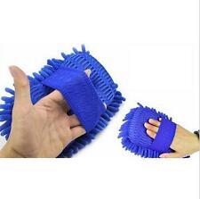 1Pcs Microfiber Chenille Car Vehicle Care Washing Brush Sponge Pad Cleaning Tool