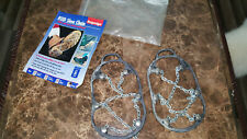 Bergsteiger RUD Shoe Snow Chains XL size. NEW. Free Shipping.