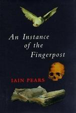 An Instance of the Fingerpost by Iain Pears (1998, Hardcover)