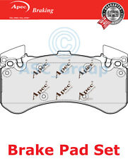 Apec Front Brake Pads Set OE Quality Replacement PAD1805
