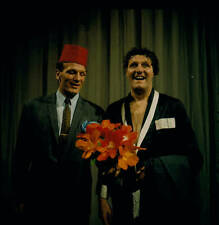 OLD TV PHOTO Famous British Magician & Comedian Tommy Cooper No 53